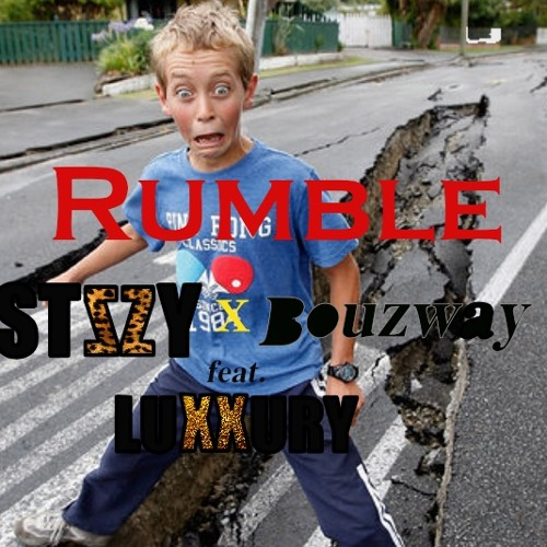 Rumble - STZZY x EricBourgeois feat. Luxxury