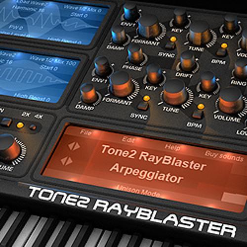 RayBlaster Demo 2