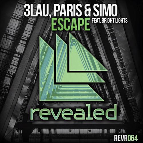 3LAU, Paris & Simo - Escape Feat. Bright Lights (Harold-Alexis Remix)