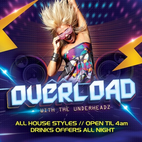 Loaded Mix Vol #15 (Overload Mix By UnderHeadz - Dave Cee)