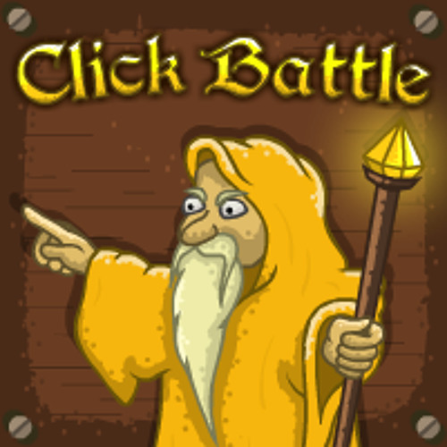 Click Battle - gameplay theme