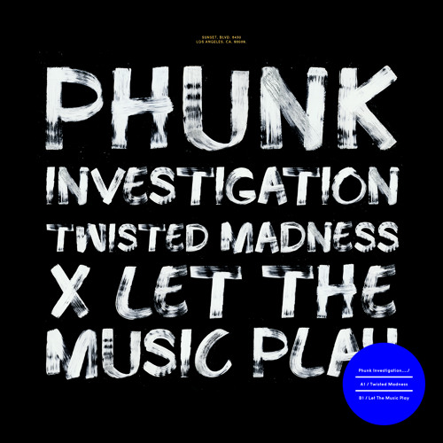 Phunk Investigation 'Let The Music Play!'