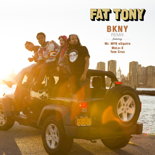 BKNY (Remix) ft. Mr. MFN eXquire, MeLo-X, Tom Cruz [Prod. Tom Cruz]