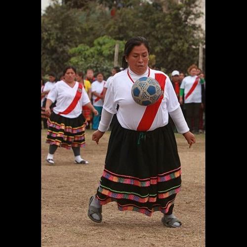 Narracion De Futbol En Quechua (promoviendo La Culura) Edit