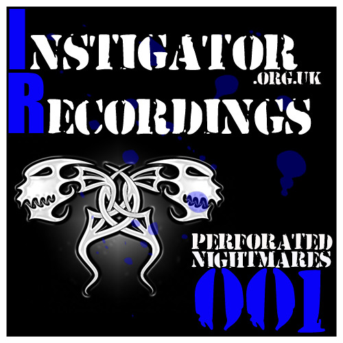 INSTIGATOR - Rotaiting Time PREVIEW IR001