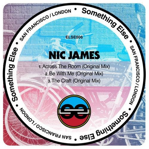 Nic James - Be With Me (Out now)