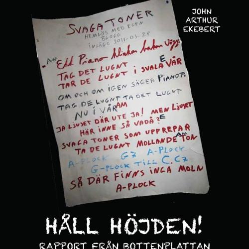 John Arthur Ekebert intervjuas i Radio Stockholm om boken Håll höjden!