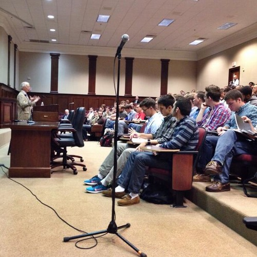John Piper Q & A at Liberty University