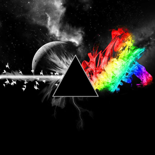Improvisation on Pink Floyd Backing track (B min)