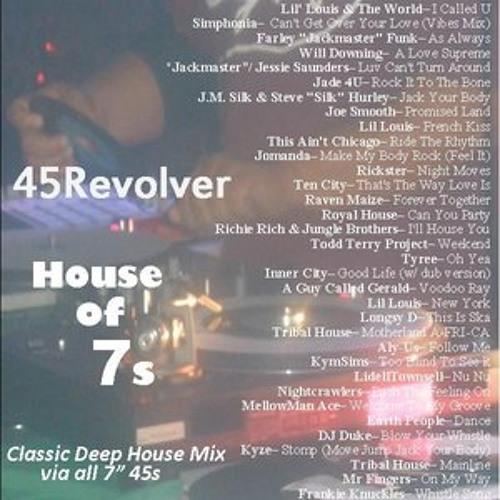 45Revolver's House Of 7s