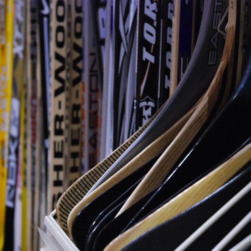 Talking The Future of Hockey Sticks With Daniel Lucchesi - September 16