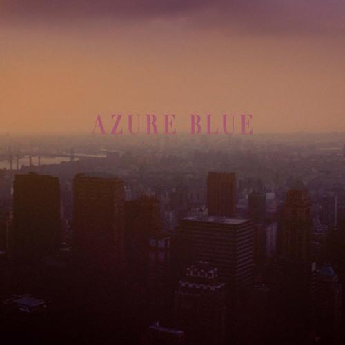 Azure Blue - Sunset