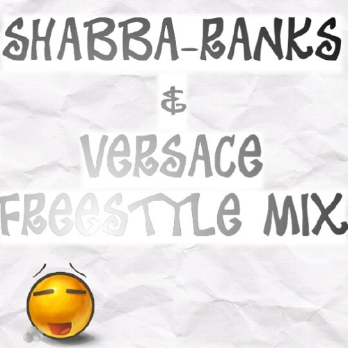 SHABBA RANKS WEARS VERSACE