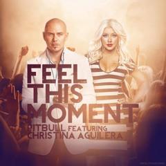 Pitbull Feat. Christina Aguilera - Feel This Moment (Piano Version Cover)