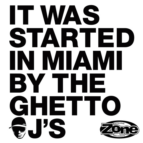 """JimiTheGenius """"It Was Started In Miami"""" Preview (Out now on Zone Records!!!)"""