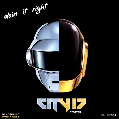 Daft Punk - Doin' It Right (City 17 Remix)