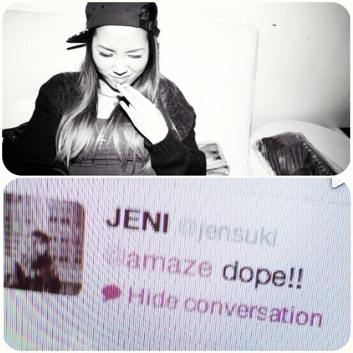 Jeni Suk - Wildfire (AMAZE Remix)