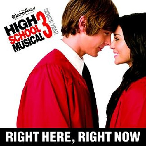 HSM 3 - Right Here, Right Now (Cover)