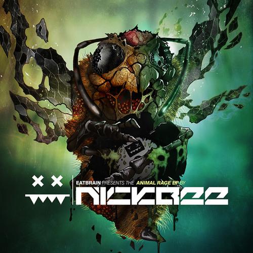NickBee - Animal Rage [EATBRAIN008-B]