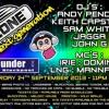 ZONE @ UNDERBAR - BLACKPOOL - 14TH SEP 2013 - DJ SAM WHITE - FREE DOWNLOAD