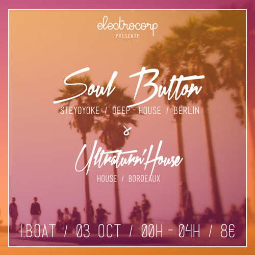 Soul Button - Exclusive Mix for Electrocorp.fr