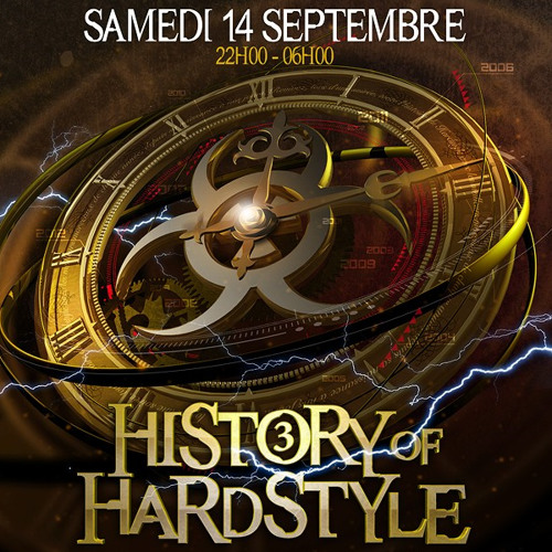 Thera @ History Of Hardstyle 2013 (Year 2012)