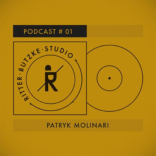 Patryk Molinari - Ritter Butzke Studio Podcast #01