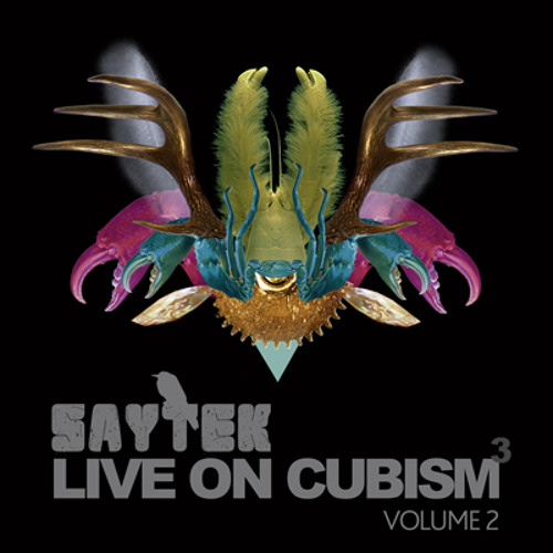 Saytek: 'Live On Cubism 2' FREE ALBUM DOWNLOAD