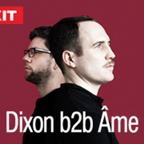 Dixon b2b Âme @ Exit Festival 14/07/2013