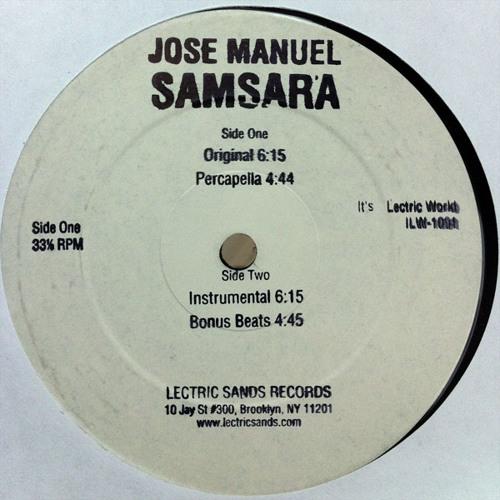 ILW-1001A1 - Jose Manuel - Samsara