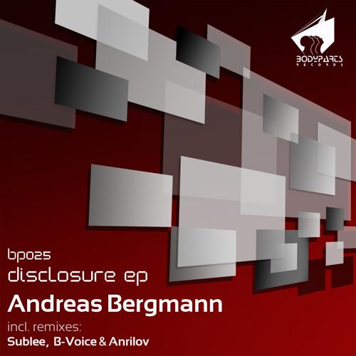 [BP025] Andreas Bergmann - Pitch black (preview)
