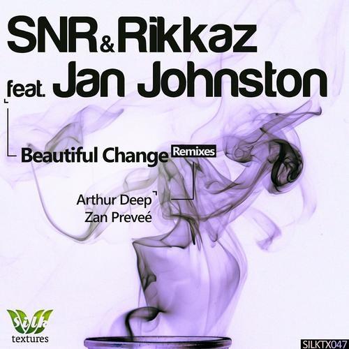 SNR & Rikkaz feat. Jan Johnston - Beautiful Change (Zan Preveé Remixes)