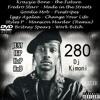 Dj Kimoni JUST HiP HoP & RnB Volume 280 (Made in the Streets) (1 DVD) 9-17-13