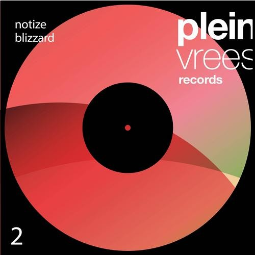 Notize - Blizzard (Patrick Podage Remix) [ Pleinvrees Records ] OUT NOW