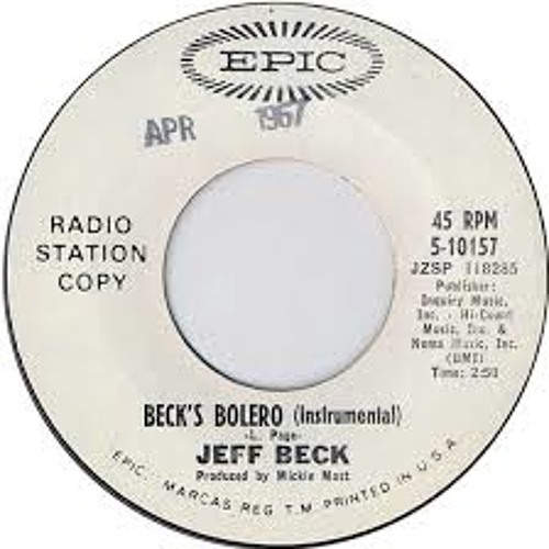 Beck's Bolero