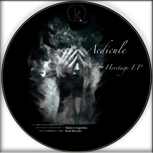 [KRD091] Aedicule - Heritage (Original Mix) [Krad Records]