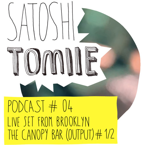 Part 1 of 2 - Satoshi Tomiie Podcast #04-1 Sep'13 - Live from New York