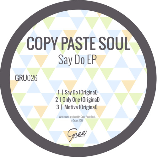 Copy Paste Soul - Motive (Original)
