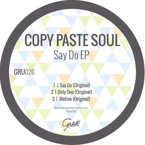 Copy Paste Soul - Only One (Original)