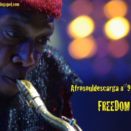 Afrosouldescarga n°9-Freedom dance (James Stewart for Radio Grenouille 88.8fm)