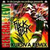 General Levy - Flick Flick (Kursiva Remix) [FREE DOWNLOAD]