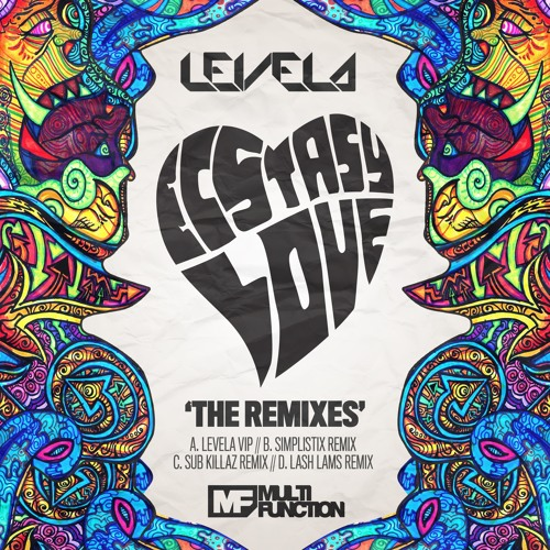 Levela - Ecstacy Love (Levela's VIP Mix)