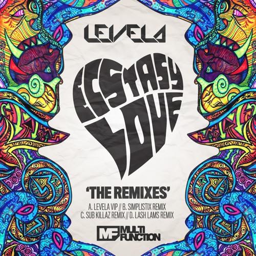Levela - Ecstasy Love (Simplistix Remix) [Official Remix]
