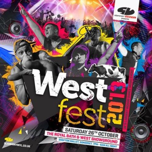 Twisted's Darkside Podcast 148 - Scorpio - Westfest 2013 Warm up #1