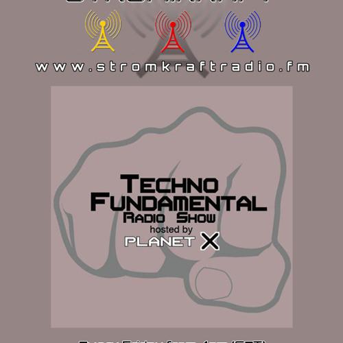SCHUBKRAFT - TECHNO FUNDAMENTAL RADIO SHOW [www.stromkraftradio.com/techno 06.09.13]