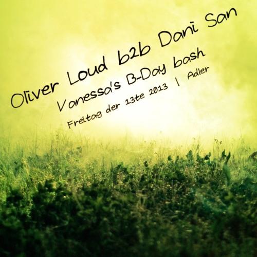 Oliver Loud b2b Dani San | Adler, Tannheim | Vanessas B Day 09.13.