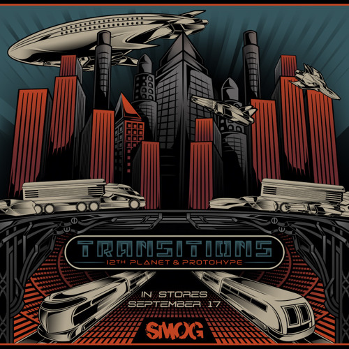 "12th Planet & Protohype - ""Stinky"" on @smogrecords"