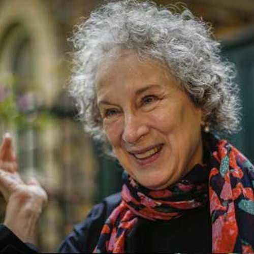 Margaret Atwood on writing and tweeting