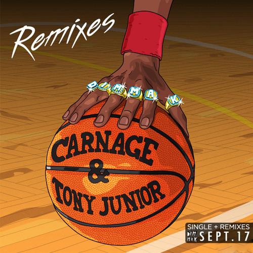 Carnage & Tony Junior - Michael Jordan (Original Mix) [PREVIEW]