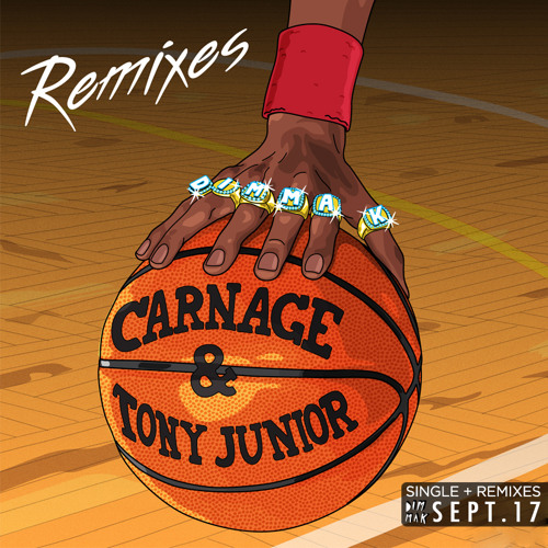Carnage & Tony Junior - Michael Jordan (Ookay Remix) [PREVIEW]